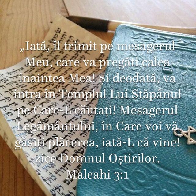 Maleahi 3:1