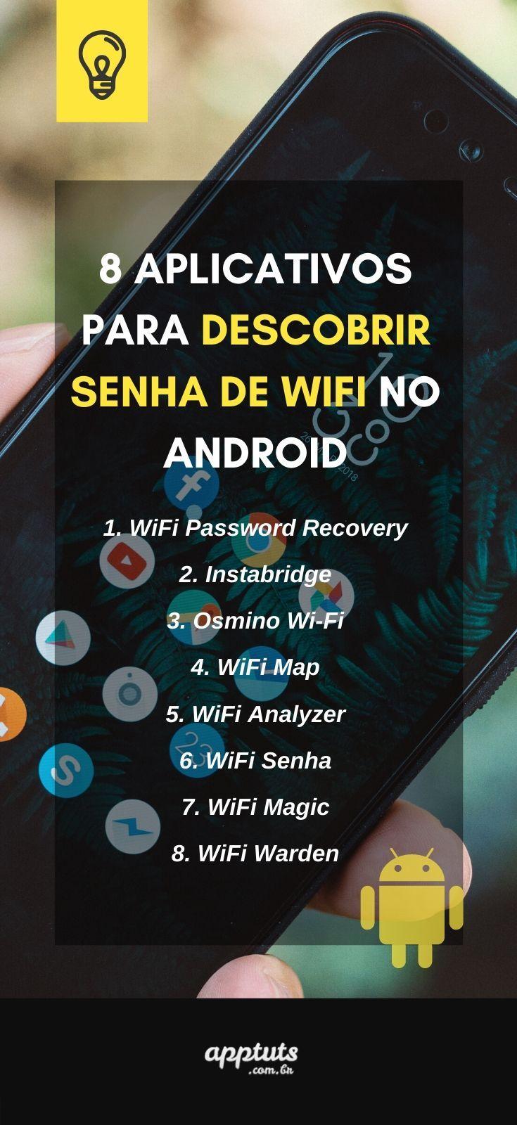 Confira Uma Lista De 8 Aplicativos Para Descobrir A Senha Do Wifi