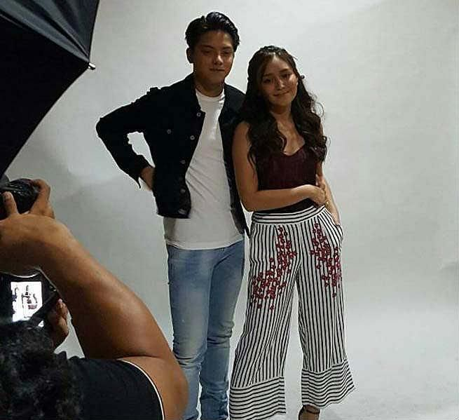 Kathryn Bernardo and Daniel Padilla 'La Luna Sangre' photoshoot | CHISMS.net