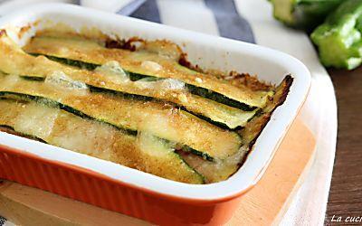 Tortino di zucchine prosciutto e provola - ricetta velocissima