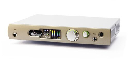 Lyra USB Audio Interface Family