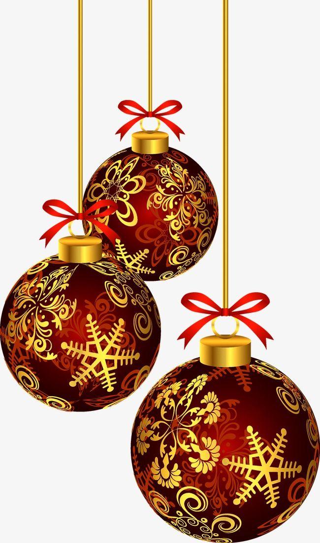 Christmas Ball Png Transparent