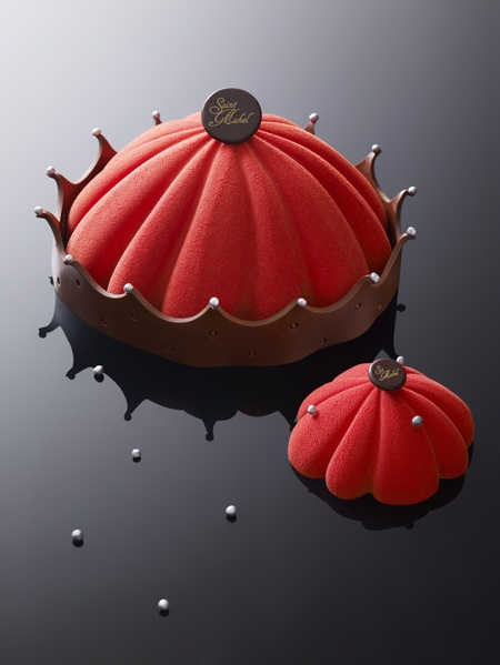 Genious for chocolate paradise : Christophe Michalak