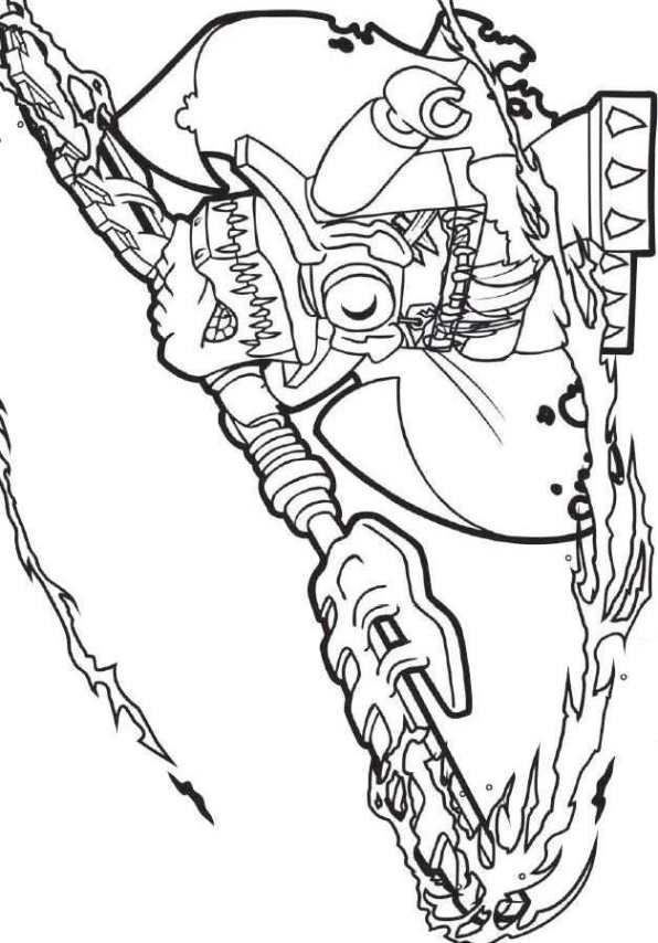 coloring page lego chima cragger - Lego Chima Gorilla Coloring Pages