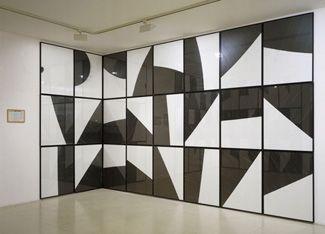 Klaus Rinke, Spirale in die Zeit gezeichnet