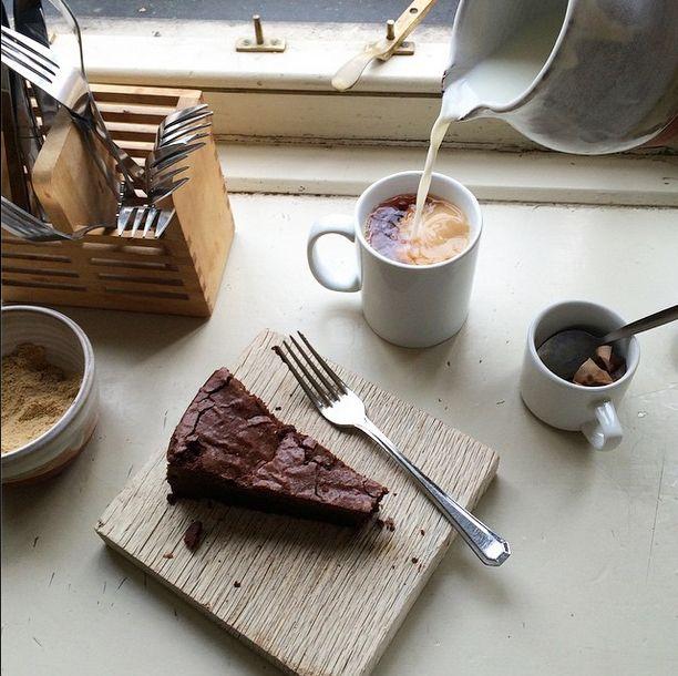 Tea Time by Marte Marie Forsberg #instagram