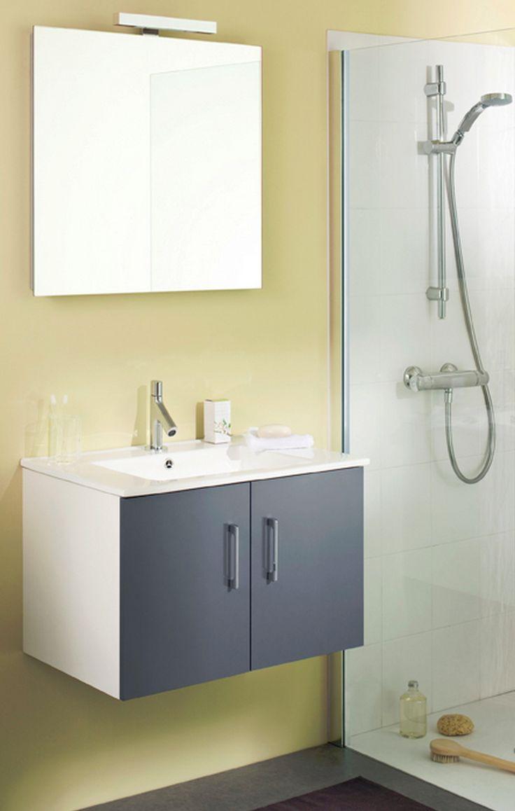 18 best salle de bain sanijura images on pinterest furniture bathroom and mirrors. Black Bedroom Furniture Sets. Home Design Ideas