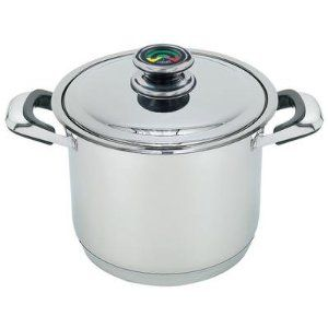 4PC FRYING/PASTA SET W BASKET (Cookware - Direct Sales) . $48.84. Includes 9.5qt stockpot, lid with thermometer knob and 2 half-round frying baskets with handles. Features mirror finish interior and exterior with phenolic and stainless steel handles. Limited lifetime warranty. Gift boxed.  Includes 9.5qt stockpot, lid with thermometer knob and 2 half-round frying baskets with handles. Features mirror finish interior and exterior with phenolic and stainless steel h...