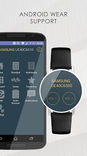 Download the best Samsung TV Remote App for Android by Andev.