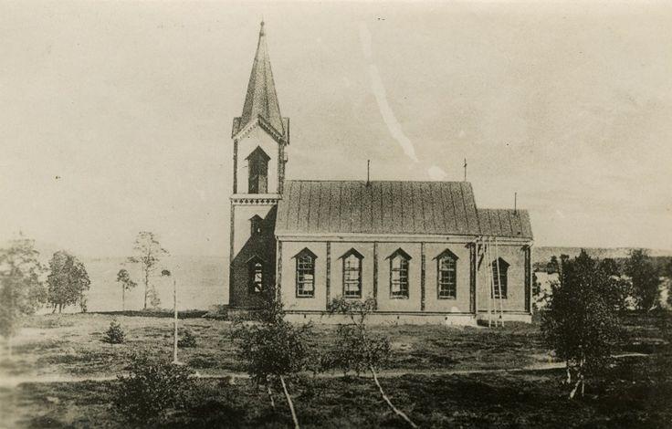 Inarin kirkko #kirkot #church #Inari