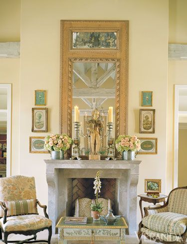 20 Fabulous Fireplace Ideas That Make For A Cozy Hideaway