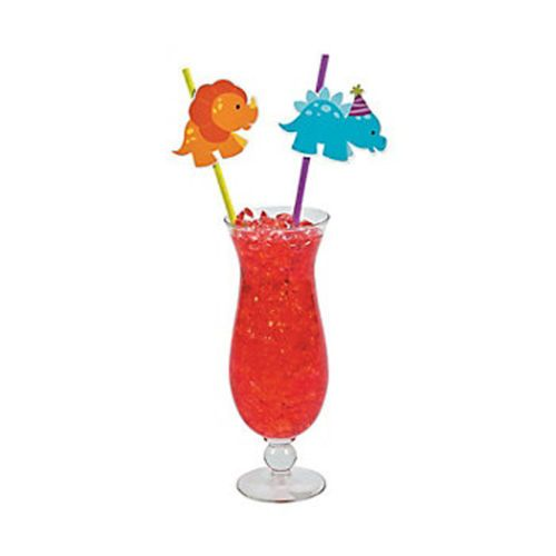 DINOSAUR-PARTY-Little-Dino-Straws-Pack-of-12