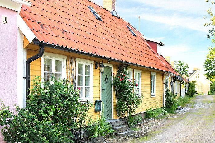 Trädgård - Vallby - Österlen