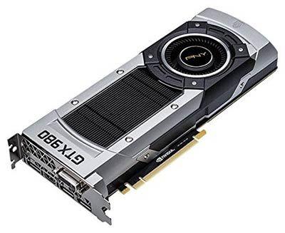 Nouvelles cartes graphiques GeForce GTX 970 et GTX 980 - La nouvelle carte GTX 980 designée par Nvidia a fait un nouveau pas en termes de performances avec notamment 2048 cœurs CUDA. Question mémoire, elle sera de 4 Go de GDDR5 cadencée à 1126 MHz, ...