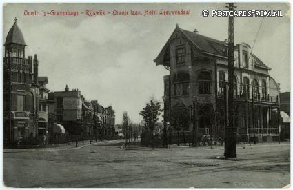 Rijswijk ZH, Omstr. 's-Gravenhage - Oranjelaan, Hotel Leeuwendaal
