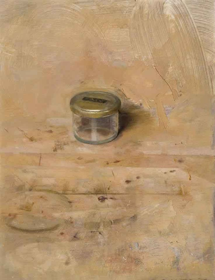 Christopher Gallego Small Studio Jar  12 by 9