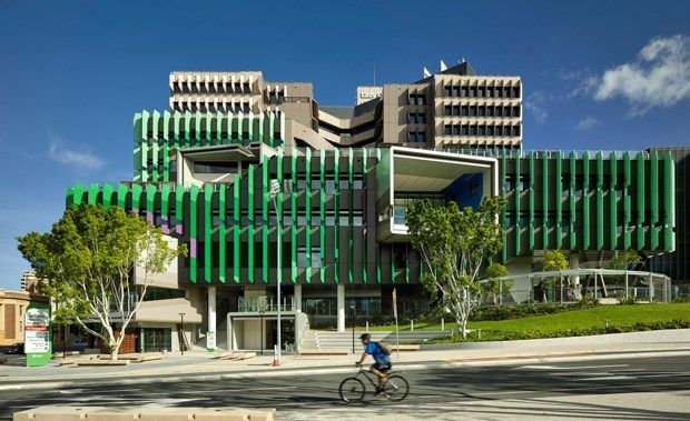 Lady Cilento Children's Hospital by Conrad Gargett
