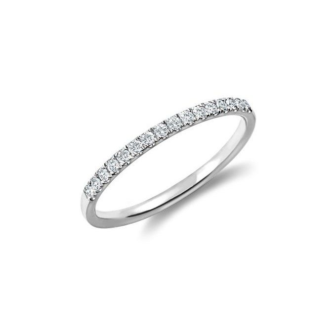 Platinum Wedding Rings for Women | Engagement Rings | Brides.com | Brides