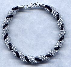 Double Spiral Rope Bracelet    Take your spiral rope to new heights! In this class