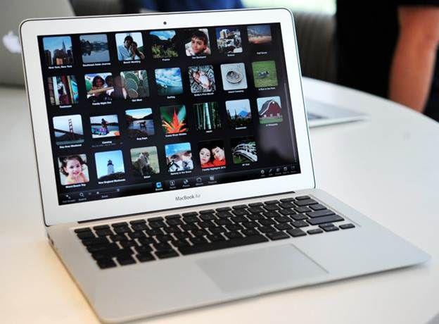 Hướng dẫn chi tiết nâng cấp, thay thế ổ SSD cho MacBook Air 2015