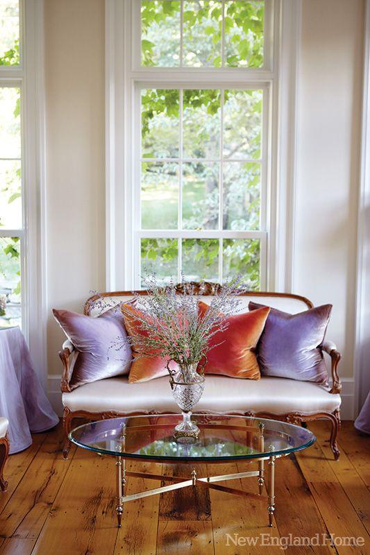 Woodbury interior designer Carole Winer-Sorensen - New England Home Magazine