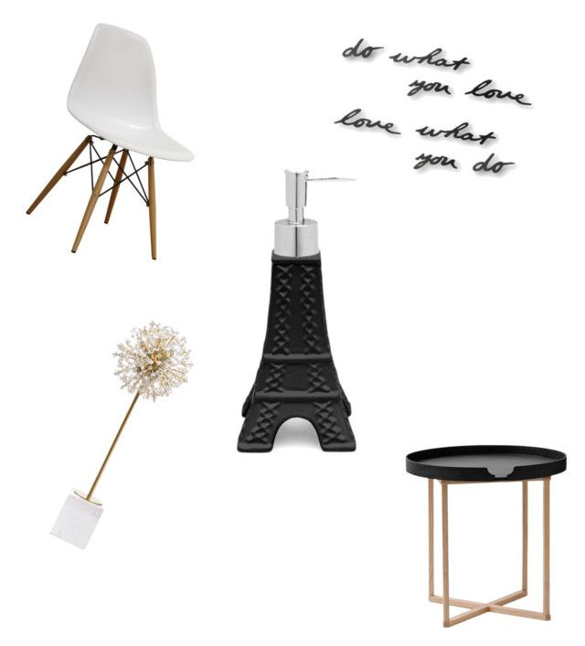 """""""Geen titel #5"""" by kimberly020 on Polyvore featuring interior, interiors, interior design, thuis, home decor, interior decorating, .wireworks, Kate Spade en Umbra"""