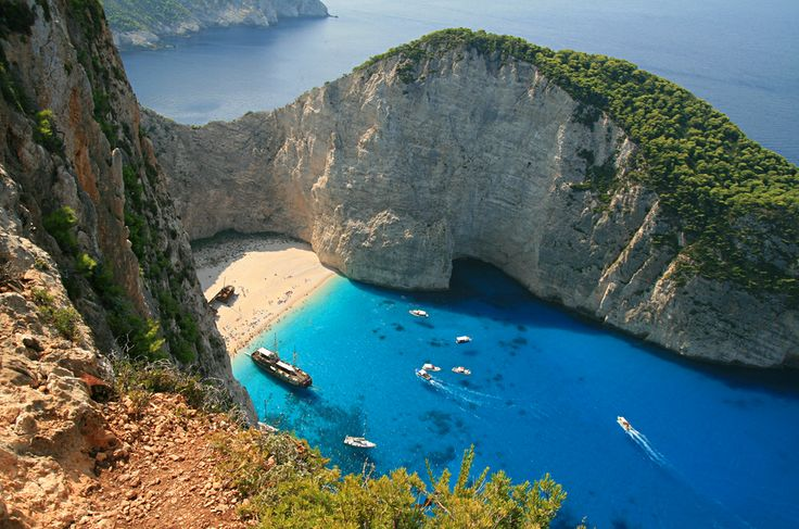 Navagio beach - Together we can design your next authentic, memorable, Greek holiday! bluetravels.co.uk