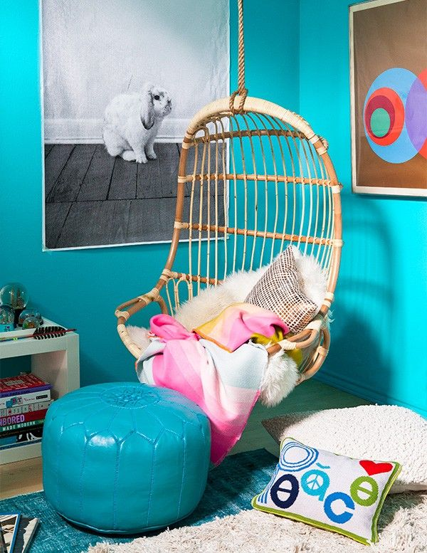 724 Best Images About Bedrooms With Hanging Chairs On