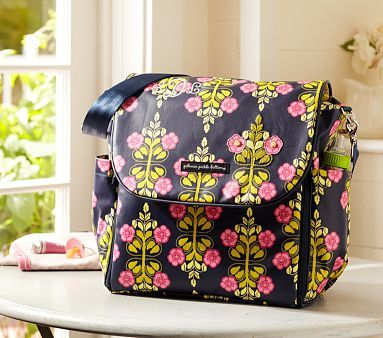 ok totally not unisex...but pretty for mom aka you beth! I love the Petunia Pickle Bottom Seville Boxy Backpack on potterybarnkids.com
