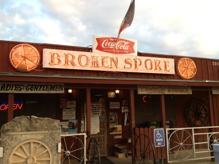 If you are in Texas you have to experience an old fashion dance hall.  The Broken Spoke is just about as authentic as it gets.  If you don't know how to Two-Step don't worry- they even offer dance lessons at before the bands start.