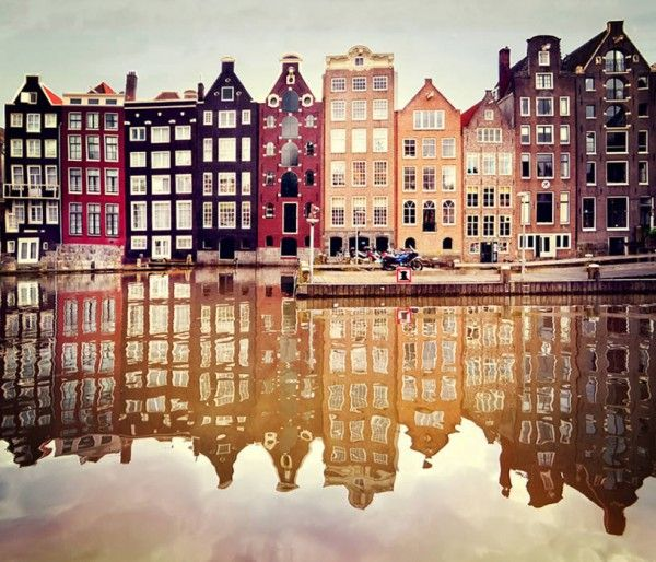 Amsterdam, Netherlands by Anna Gett