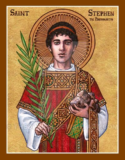 essay st stephen one first martyrs St stephen: saint stephen martyr, one who voluntarily suffers death rather than deny his religion by words or biography of saint stephen - first christian.