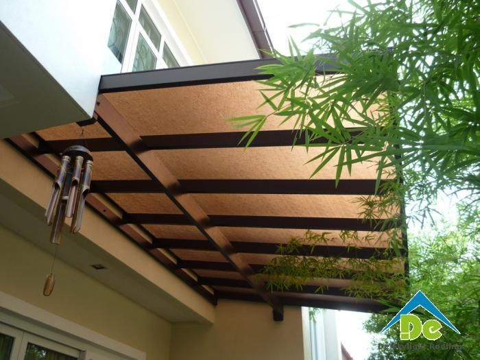 Malaysia Polycarbonate Awning Polycarbonate Awning In
