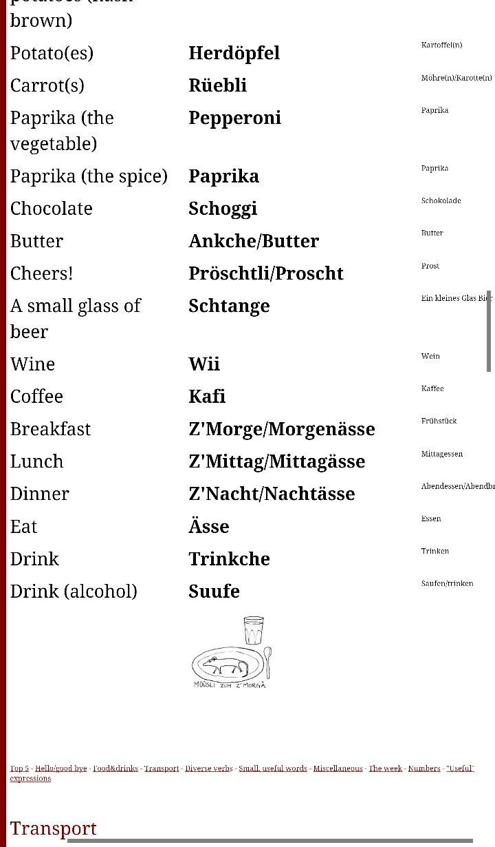 13 best Hablemos Swiss German images on Pinterest | German, Essay ...