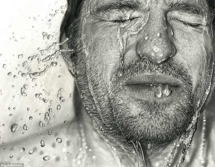 Best WOW Hyper Realistic Art Images On Pinterest - Artist uses pencils to create striking hyper realistic portraits