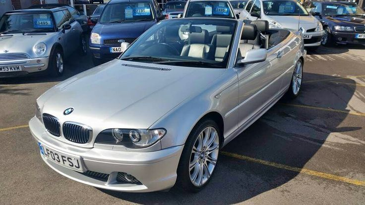 BMW 320CI - Automatic - Convertible  Price - £4995 - contact us on 01264 345600 / littlegemscars@aol.com