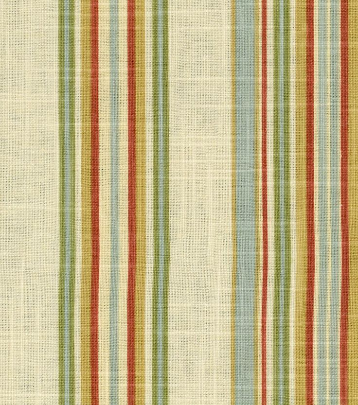 Waverly Upholstery Fabric Stripe Ensemble Robin 39 S Egg