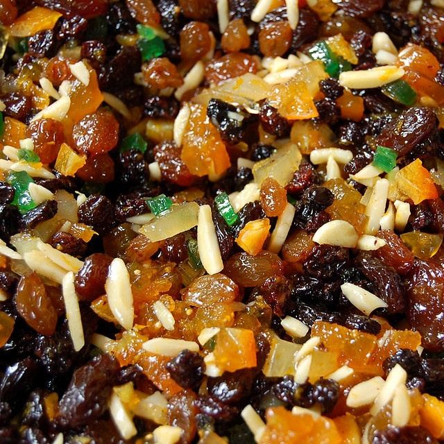 Traditional Fruitmince for tarts and cakes