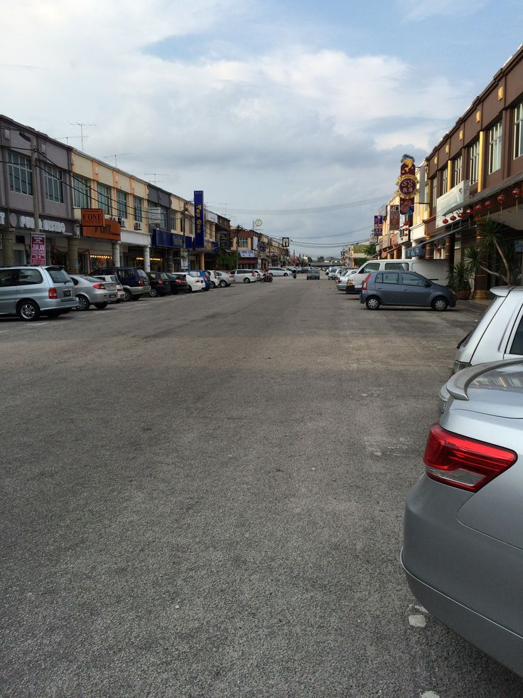 Johor's forgotten city