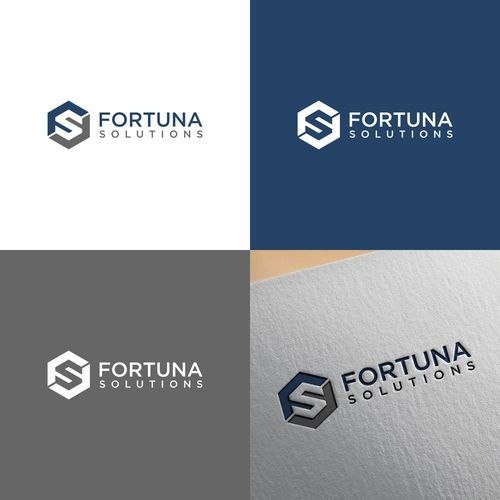 Fortuna Solutions - Finance company needs a new logo for start up Global risk management consulting business currently providing advice, guidance to banks, asset managers...