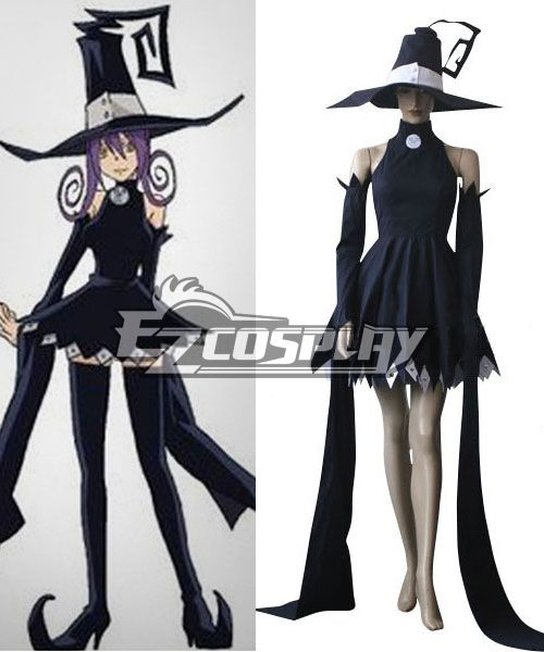 Soul Eater Blair Witch Cosplay Costume #Everyone Can Cosplay! Cosplay costumes #Anime Cosplay Accessories #Cosplay Wigs #Anime Cosplay masks #Anime Cosplay makeup #Sexy costumes #Cosplay Costumes for Sale #Cosplay Costume Stores #Naruto Cosplay Costume #Final Fantasy Cosplay #buy cosplay #video game costumes #naruto costumes #halloween costumes #bleach costumes #anime