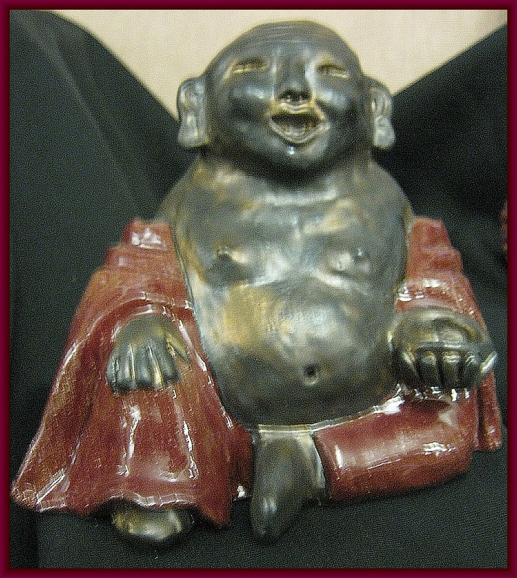 Buddha Ceramic Sculpture