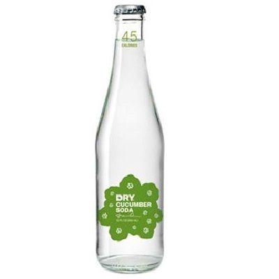 Dry Soda Cucumber (6x4Pack )