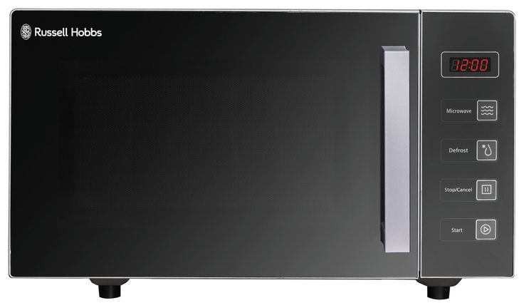 Russell Hobbs - Flatbed Microwave - RHEM2301S - Silver: The Russell Hobbs EASI microwave RHEM2301S… #UKOnlineShopping #UKShopping #Shopping