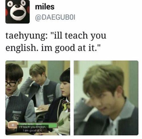 XD conociendo al nuestro maestro en el Inglés a verdad XD