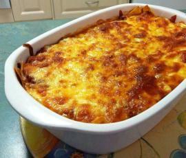 Recipe Lasagne by ejwarner - Recipe of category Pasta