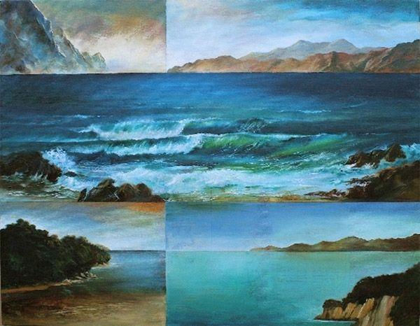 Brian C Strong NZ -- Surf