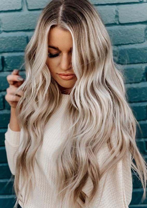 Long Hairstyles 2021 In 2020 Long Hair Styles Hair Styles Long Blonde Hair