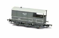 Oxford Rail OR76TOA002 Toad Brake Van AA1 6 Wheel Late GWR Plated 56946 Bridport - OO Scale: Rolling Stock Freight, Brake Vent and Box Vans.  Your Price: £12.71 MRP: £14.95 Save £2.24 (15%)