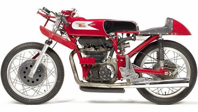 Moto Morini Bialbero